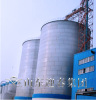 Flat Bottom Grain Silos