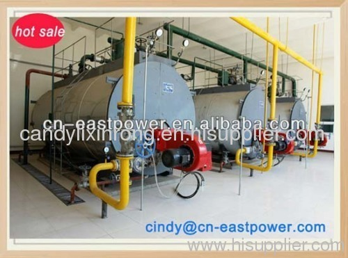 High quality best price gas oil steam boiler with GB,CE,ASME certification aviable