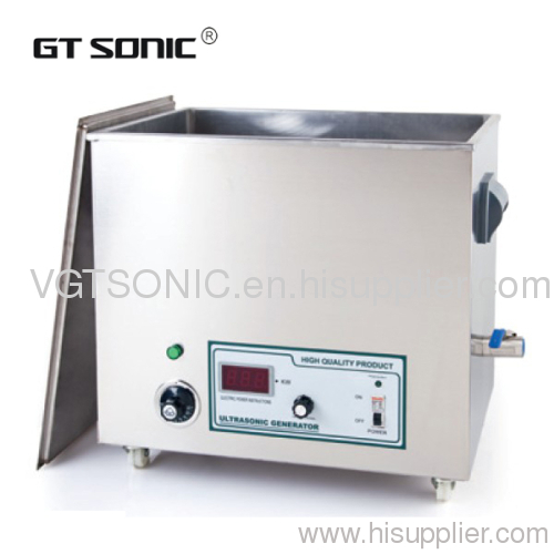 Dental lab equipment dental ultrasonic cleaner 36L
