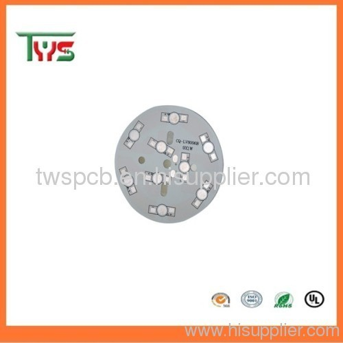 Single-sided led pcb with 1oz copper thickness
