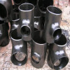 Butt Welded Pipe Fittings Straight Tee,Reducing Tee