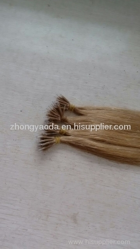 New arrived Nano tip human hair extension