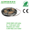 SMD3528 60 LED strip light
