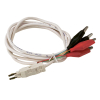 LSA Test Cord With Alligator Clip