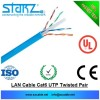 STARZ UTP Cat6 networking lan cable pure copper ul listed lszh 1000ft