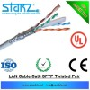 Cat6 sftp networking lan cable pure copper ul listed pvc lszh 1000ft