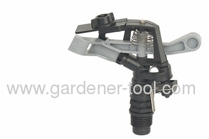 Plastic Potato Irrigation Sprinkler With G3/4