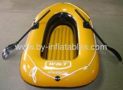 PVC inflatable boat for fun