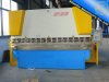 CNC hydraulic press brake machinery