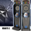 Global online entertainment dart machine