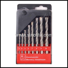 Granite Drill 8pcs/set3- 4-5-6-7-8-9-10mm