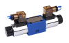 Direct solenoid actuated directional spool valve stainless steel