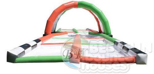 Inflatable Roller Ball Water Cross