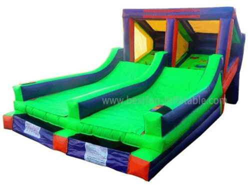Funny Inflatable Skeeball Game