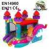 Combo Inflatable Castle For Kids
