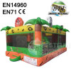 Inflatable Jungle Combo Bouncer