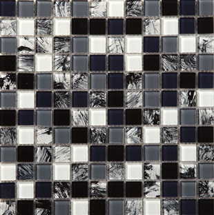 china colorful pool glass mosaic