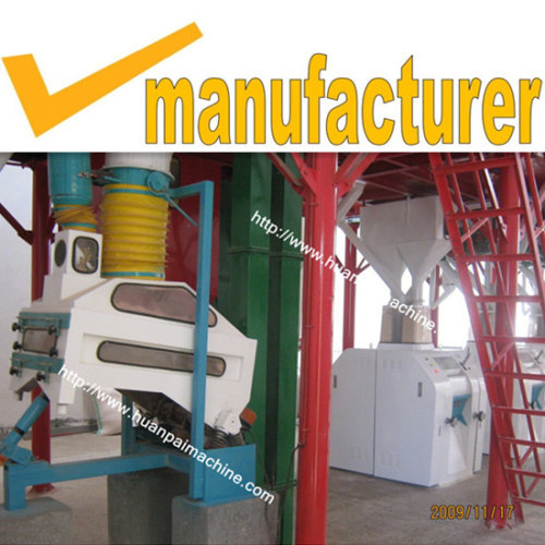 maize grinding mill machine