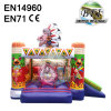 High Quality Commercial Indoor Outdoor Indonisia Inflatable Jumping Castle For Sale