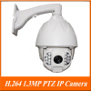 H.264 1280*720 1/3'' Sony IMX036 16x Zoom Module 14leds Max IR Vision 150m Indoor/Outdoor waterproof IP PTZ camera.