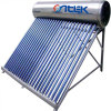 nonpressure stainless steel solar water heater ,solar hot water, evacuated tube solar water heaters