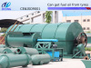 tire recycling oil machine