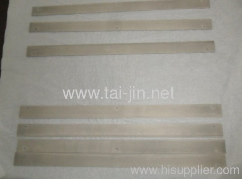 High Quality Platinised Titanium Anodes