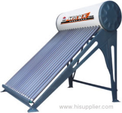 2013 nonpressure solar hot water,evacuated tubes solar system, solar water heaters
