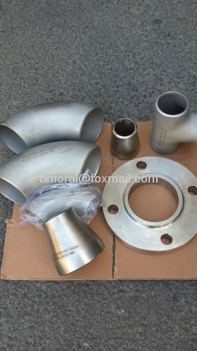 2205,2507 317L,904L,254SMO elbow,tee,reducer ,flange