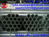 "BS1387 3"" GALVANIZED STEEL PIPE"