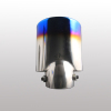 Stainless steel modified universal bluing car exhaust tail pipe