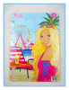 16pcs Barbie flat Jigsaw puzzle