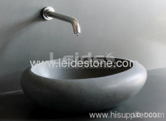 Granite sink stone vessel sink