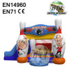 Cute Cartoon Inflatable Bowling Jumping