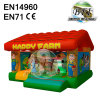 Happy Farm Inflatable Jumping