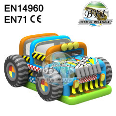 Jeep Car Model Inflatable Cars Bounce House