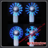 Promotional Mini Flashing Fan with LED Massage