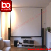 100 Inch Projection Motoried Screen with remote control/Electric screen