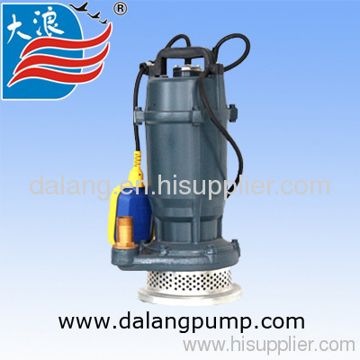 QDX Series Clean Water Submersible Pump