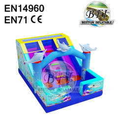 Small Inflatable Slides For Sale With Discount And Free Shipping