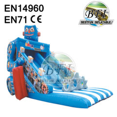 Robot Inflatable Slides For Sale