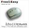 The hottest 2.4 G optical wireless mouse with nano receiver mouse