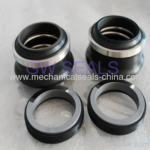 replace the mechanical of Burgmann and John Crane mechanical seal
