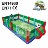 Large Outdoor Pvc Inflatable Football Field For Sale