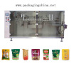 Advanced Pre-made Pouch Packing Machine WHP-210