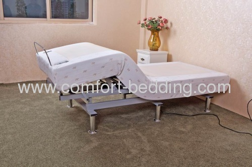 Wallhugger adjustable bed mattress