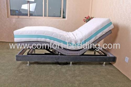Healthcare electric adjustable bed(folding sofa)