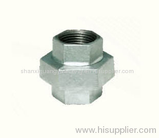 Union Malleable Iron Pipe Fitting
