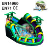 Summer Giant Backyard Inflatable Water Park Games For Children