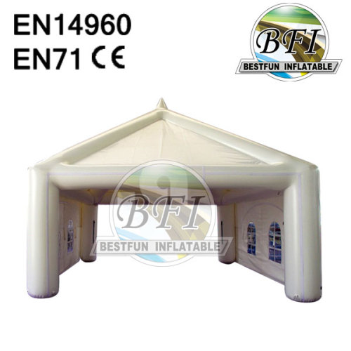 Commercial Inflatable Tent As Car Park